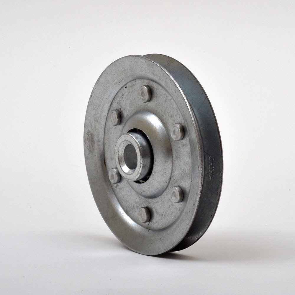 track-pulley